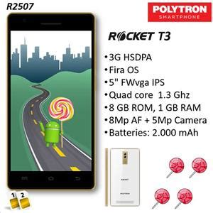 Touchscreen Polytron R2507 Putih harga polytron rocket t3 r2507 dan spesifikasi smartphone selfie 5 mp harga dibawah satu jutaan