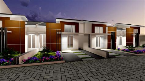 design interior rumah type  interior rumah