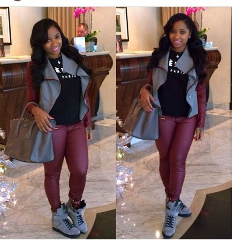 toya wright fashion style toya wright prada days f a s h i o n pinterest toya