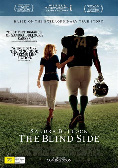 Blind Side Poster the blind side hancock bullock quinton