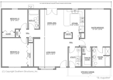 augustine modular homes florida floor plan