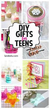 diy gift ideas for teens landeelu com