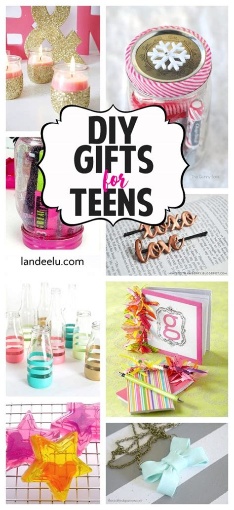 diy gift ideas for teens landeelu com