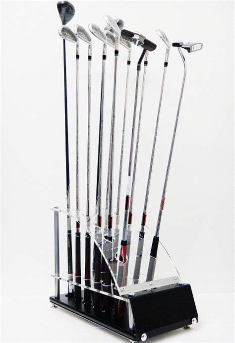 Golf Club Rack by Golf Clubs Stand Rack Brand New In Box