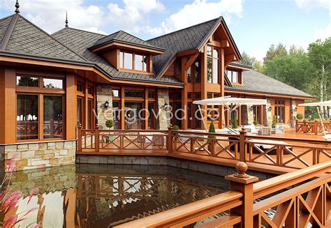 chalet houses chalet style house