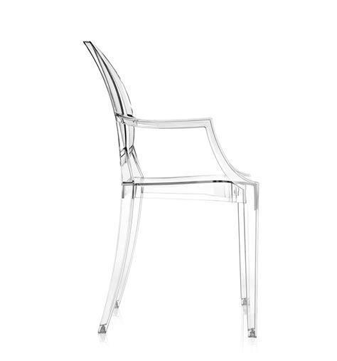 sedie kartell louis ghost prezzo kartell sedia louis ghost cristallo policarbonato