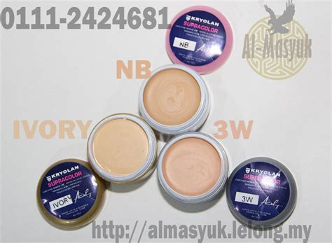 Kryolan Supracolor Foundation Where To Kryolan Makeup In Msia Makeup Vidalondon