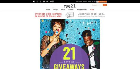 Rue 21 Gift Card - rue21 21 days of giveaways sweepstakes rue21 com 21giveaways