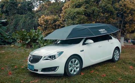 Auto Mit Automatik by Lanmodo Automatic Car Tent 187 Gadget Flow