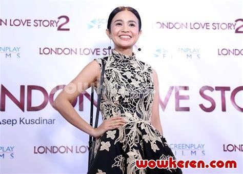 quotes dari film love london story foto michelle zudith di gala premier film london love