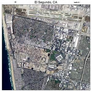 map el segundo california aerial photography map of el segundo ca california