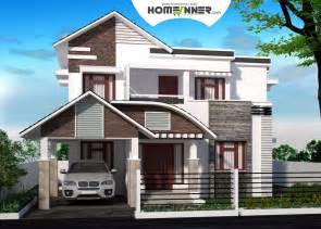Home Designe by Attractive 3 Bhk Home Plan In 5 Cent Plot