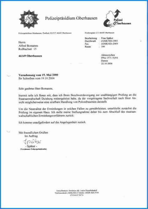Beispiel Briefvorlage Stellungnahme Schreiben Vorlage Invitation Templated