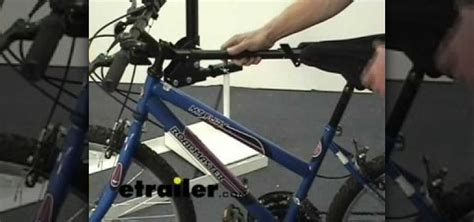 Bike Rack Adapter Bar by How To Use The Thule Adapter Bar On A Bike Rack 171 Car Mods
