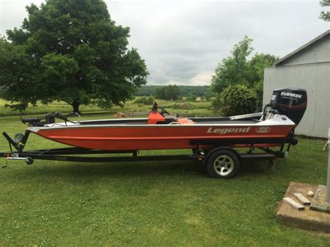 legend river boats my new toy quot legend ss quot general angling discussion