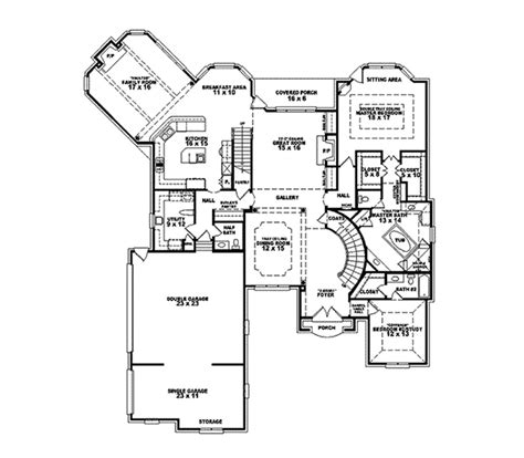 english manor house plans piccadilly manor english home plan 087s 0073 house plans