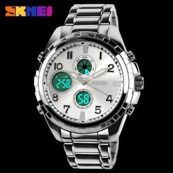 Jam Tangan Quartz Wanita Lazada skmei 1021 jam tangan pria sport stainless steel