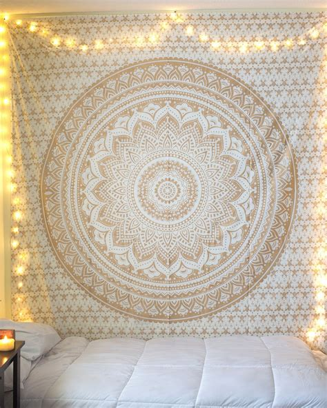 all that jazz wall tapestries and tapestries on pinterest gold glimmer tapestry the bohemian shop