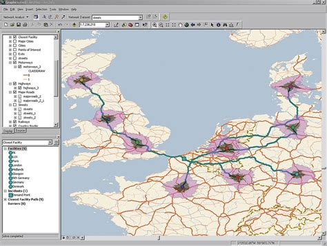 tutorial network analyst arcgis 10 1 arcnews summer 2005 issue top 10 benefits of migrating
