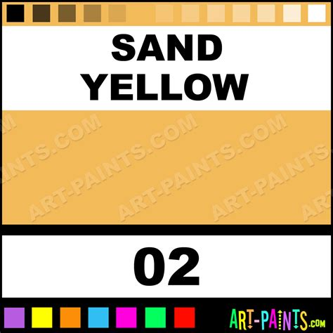 sand yellow artist pastel paints 02 sand yellow paint sand yellow color francheville