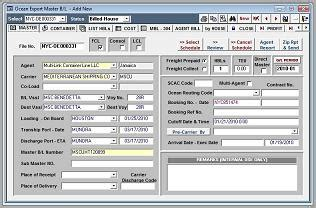 software company freight forwarding software freight software