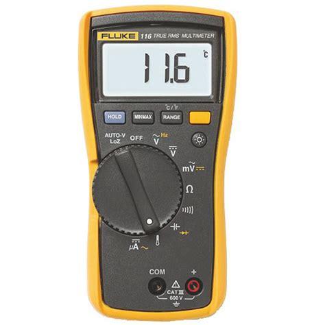 Alat Ukur Sigmat Digital alat ukur listrik fluke meter digital