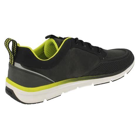 mens clarks sports shoes orson lite ebay