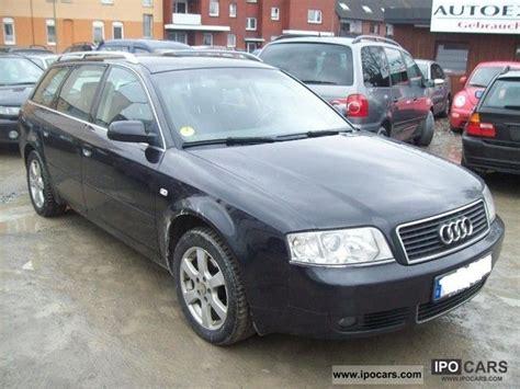Audi A6 Navigation System by 2004 Audi A6 Avant 1 9 Tdi Navigation System Heated