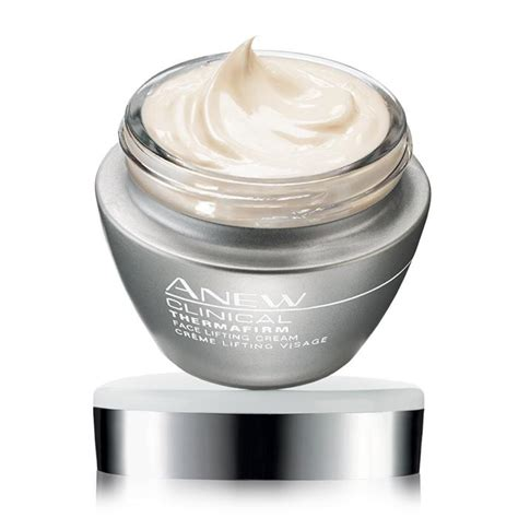 Anew Therafirm See Results In Three Days by Avon S Anew Clinical Thermafirm Lifting