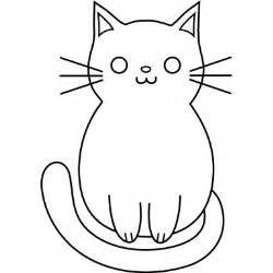 Two Cats Outline by Image Cat Outline Black 384x384 Png Kittycats Breedables Wiki Wikia