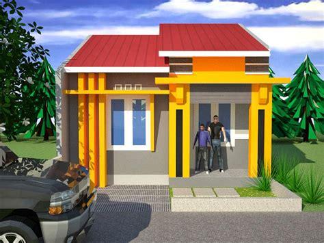 desain rumah minimalis type  rumah diy