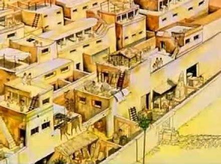 imagenes de viviendas egipcias vida cotidiana en el antiguo egipto decorar con arte