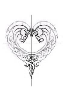celtic horse tattoo on pinterest tribal horse tattoo