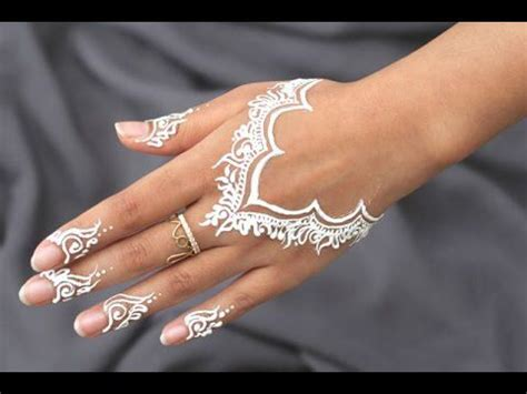 henna temporary tattoo instructions 25 best ideas about white henna on henna