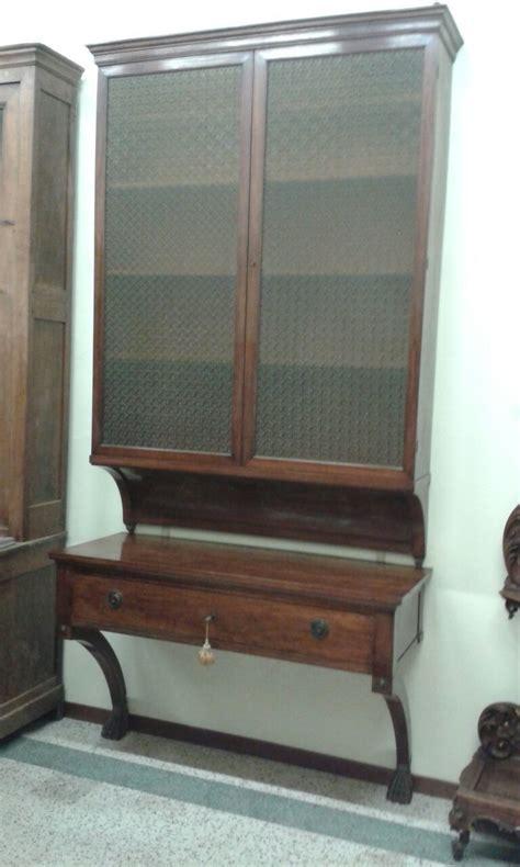 librerie a modena console libreria primo impero modena 1820 prima patina