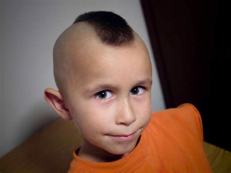 Just a bunch of nothin': the adventures of Mohawk Boy .