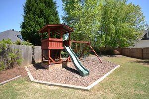 backyard play area landscaping kid s play area landscaping