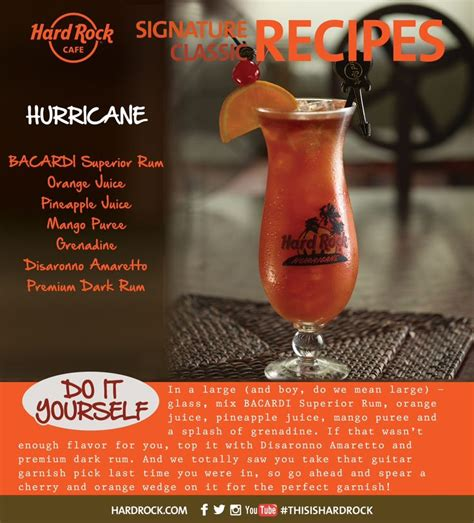 top 25 best hurricane recipe ideas on pinterest hurricane drink hurricane cocktail recipe