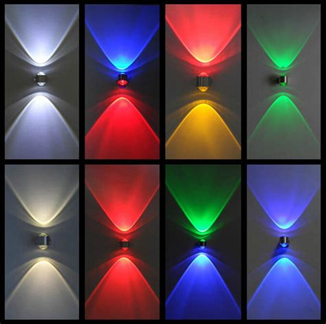 Led Wall Lamps Novelty Wall Lights LED 2W Wall Light Indoor Ambient Light Sconces Decor Lights