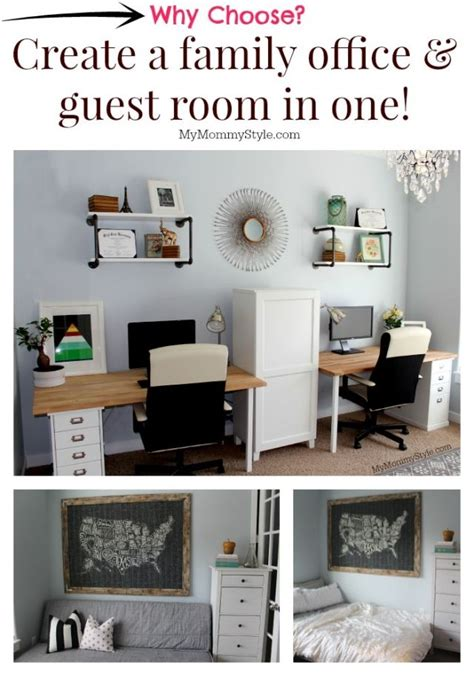 spare bedroom office ideas 25 best ideas about guest room office on spare room office guest bedroom home