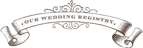Wedding Registry Or by Wedding Bridal Registry At Rattan Plus Comox Valley