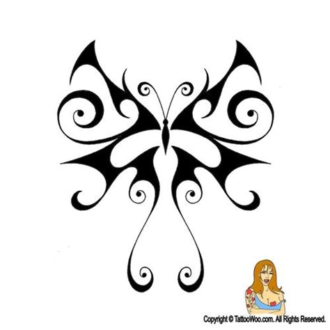 70 awesome tribal tattoo designs art and design tribal butterfly design by jsharts on deviantart
