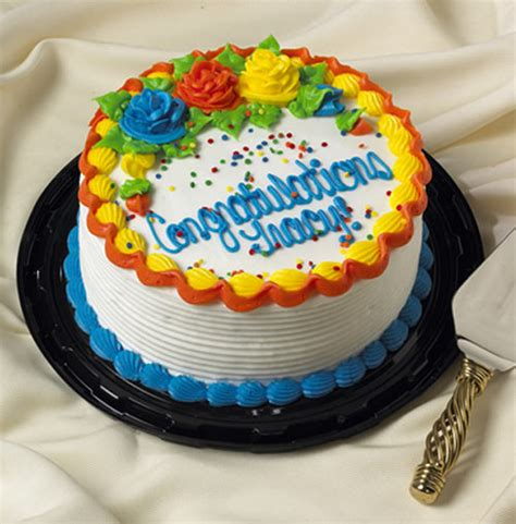 Coupons Home Decorators by Shop Bakery Cakes 7 Inch Round Double Layer Cake