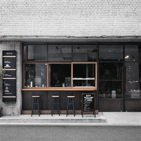 small coffee shop exterior design 25 best ideas about cafe exterior on pinterest