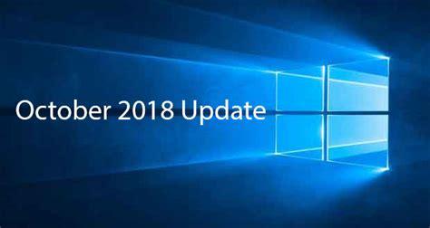 windows  october  update comment retarder son