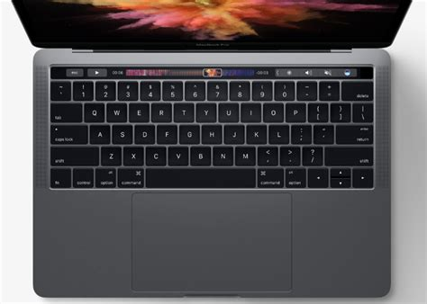 New Macbook Pro new macbook pro 13 inch with std function now shipping from 1 499 geeky gadgets