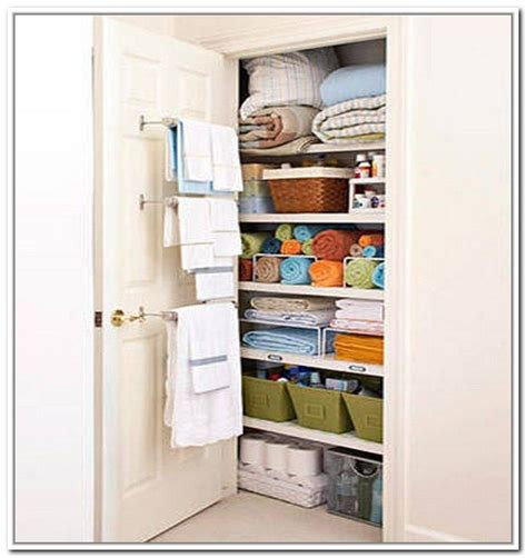 Bathroom Closet Shelving Ideas 28 Images Great Bathroom Closet Shelving