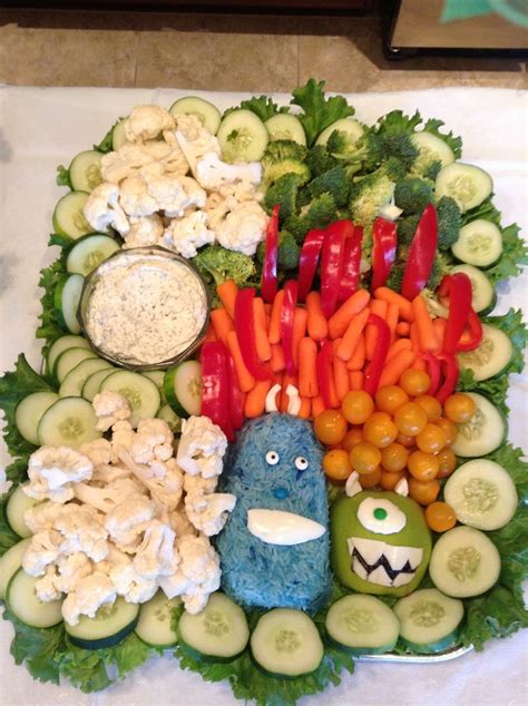 vegetable tray for baby shower vegetable tray we made for a inc baby shower used