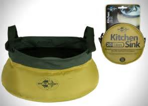 Sea To Summit Kitchen Sink 17 Essential Cing Gadgets For The Great Outdoors Hiconsumption