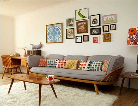 Vintage Living Room Chairs Retro Living Room Furniture Sets Peenmedia